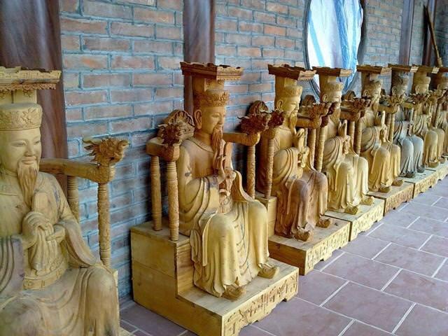 Tuong Thap Dien diem vuong