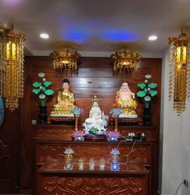 Lựa chọn thiết kế bàn thờ Phật ưng ý nhất