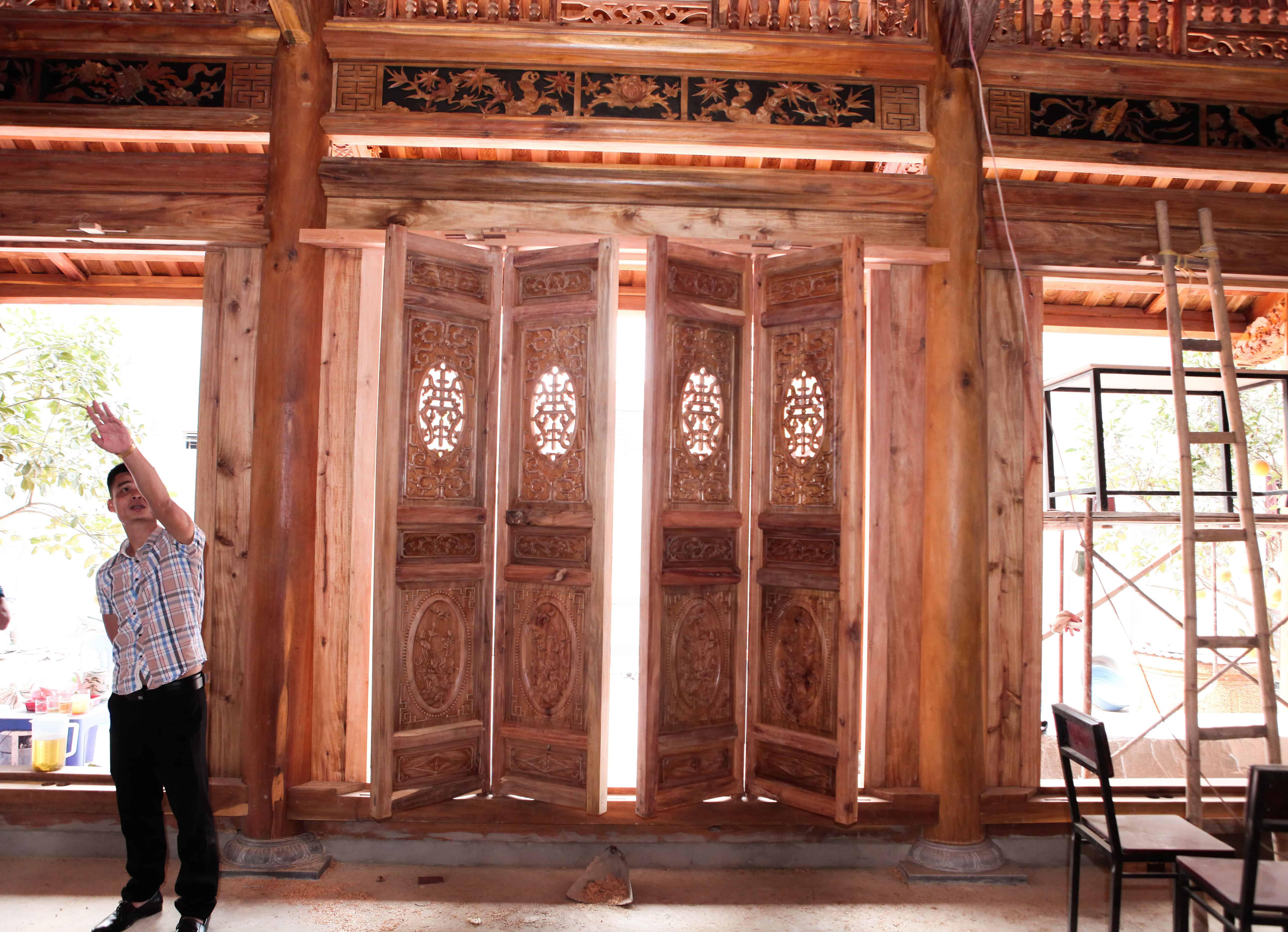 Mỗi căn nhà bằng gỗ sẽ có một khoản giá dao động khác nhau tùy thuộc vào nhiều yếu tố