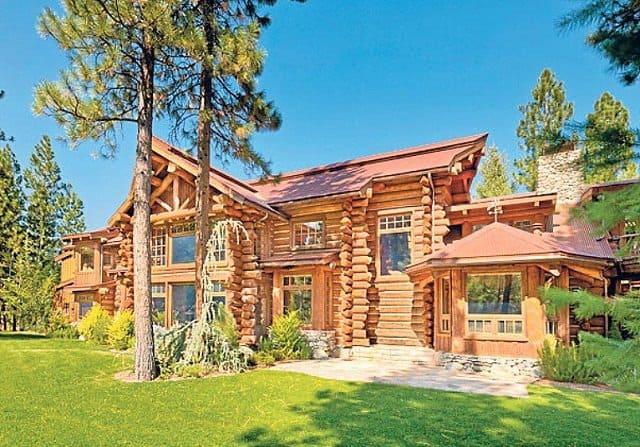 Nhà bằng gỗ đem đến cảm giác gần gũi hơn với thiên nhiên